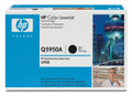Genuine Black HP Q5950A Toner Cartridge - (Q5950A)