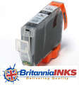 Compatible Cli-526 Black Ink Cartridge (With Chip)
