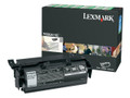 Lexmark High Yield Return Toner 25k For T650