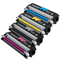 Set of 4 Compatible High Capacity Epson C1600 CX16 Toner Cartridge
