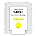 Compatible High Capacity Yellow HP 940XL Ink Cartridge