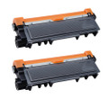 2 Black Compatible Toner Cartridge For Brother HL-L2300D HL-L2320D HL-L2340DW