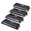 Set of 4 Compatible Toner Cartridge For Xerox Phaser 6280 6280N 6280DN