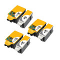 6 Compatible Ink Cartridges Replace 30 For Kodak ESP C100 C110 C115 C300 C310