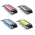 Set of 4 Toner Cartridge For HP LaserJet 3800 3800dn 3800dtn 3800n CP3505