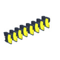 8 Yellow Ink Cartridge For Brother MFC 250C 255CW 290C 295CN 297C 670CD 670CDW 930CDN