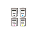 4 Ink Cartridge for HP 940 XL Officejet Pro Printer 8000 8500 8500A A809n