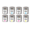 8 Ink Cartridge for HP 940 XL Officejet Pro Printer 8000 8500 8500A A809n