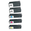 5 Ink Cartridges For Lexmark 100XL 705 S602 S405 202