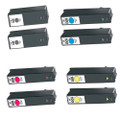 8 Ink Cartridges For Lexmark 100XL 705 S602 S405 202