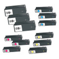12 Ink Cartridges For Lexmark 100XL 705 S602 S405 202