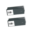 2 Black Ink Cartridges For Lexmark 100XL S815 S605 S505 205 S305 S402