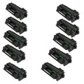 10 Toner Cartridge for HP CF280A 400 M401A M401DN M401DW M401N MFP M425DN M425DW