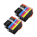8 Ink Cartridges For HP 934 935XL 6835 6825