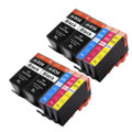 10 Ink Cartridges For HP 934 935XL 6835 6825