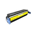 Yellow C9732A Remanufactured Toner For HP 5550 5550n 5550dn 5550dtn 5550hdn