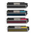 Set of 4 Toner Cartridges For HP CP1020 CP1025 CP1025W CP1025N CP1025NW