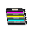 Set of 4 Toner For HP CP6015 CP6015N CP6015DN CP6015DE CP6015X CP6015XH CM6030