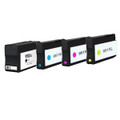 4 Ink Cartridge for HP 950XL 951XL Officejet Pro 8100 8600 Plus