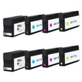 8 Ink Cartridge for HP 950XL 951XL Officejet Pro 8100 8600 Plus