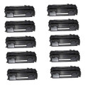 10 Toner Cartridge for HP CE505A Printer P2030 P2035 P2035N P2055D P2055DN