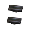 2 Black Toner Cartridge For Samsung Printer ML1520P SCX4016 SCX4116 SCX4216