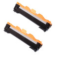 2 Toner Cartridge For Brother TN1050 DCP 1510 1512 HL-1110 HL-1112 MFC1810