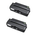 2 Black Compatible Toner Cartridge For DELL 1130 1135 1135N