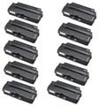 10 Black Compatible Toner Cartridge For DELL 1130 1135 1135N
