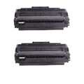 2 Black Toner Cartridges For Dell B1260 B1265 B1260dn B1265DN B1265dnf