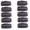 10 Black Toner Cartridges For Dell B1260 B1265 B1260dn B1265DN B1265dnf