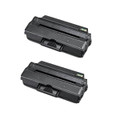 2 Black Toner Cartridge For Samsung ML1910 ML1915 ML2525 ML2525W ML2590