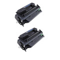 2 Black Toner Cartridge For Q2610A HP Laserjet 2300 2300N 2300DN 2300D 2300DTN