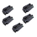 5 Black Toner Cartridge For Q2610A HP Laserjet 2300 2300N 2300DN 2300D 2300DTN