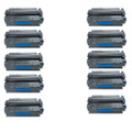 10 Black Toner For HP Q2624X 24X LaserJet 1150 1150N