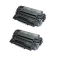 2 Black Toner Cartridge for HP Q5949A 3390 3392 1160 1320 1320N 1320NW