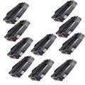 10 Black Toner Cartridge for HP Q5949A 3390 3392 1160 1320 1320N 1320NW