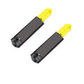 2 Compatible Yellow Toner Cartridges for Dell Printer 3000 3100 3000cn 3100cn