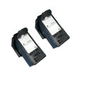 2 Black Ink Cartridge For DELL MK990 926 v305 v305w
