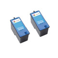 2 Colour Ink Cartridge For DELL MK991 926 v305 v305w