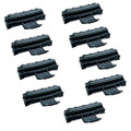 9 Black Toner Cartridges For Samsung ML1610 ML1615 ML1650 ML2010 ML2010P