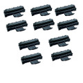 10 Black Toner Cartridges For Samsung ML1610 ML1615 ML1650 ML2010 ML2010P