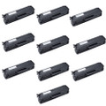 10 Black Toner Cartridges For Samsung MLT-101 SCX-3400 SCX-3405 SCX-3405FW