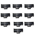 10 Black Toner Cartridges For Samsung MLT-D1042S ML1660 ML1665 ML1670 ML1675