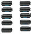 10 Toner Cartridge for HP CB435A Laserjet P1005 P1006 P1007 P1008 P1009