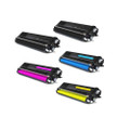 5 Toner Cartridges For Brother TN325 MFC9460CDN MFC9465CDN MFC9970CDW