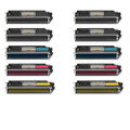 10 Toner For HP Laserjet CP1020 CP1025 CP1025W CP1025N CP1025NW
