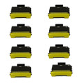 8 Black Toner Cartridges For Brother TN3170 DCP8070D DCP8085DN HL5340 HL5350