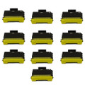 10 Black Toner Cartridges For Brother TN3170 DCP8070D DCP8085DN HL5340 HL5350