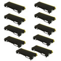 10 Black Toner Cartridge For Brother HL-2035 HL-2037